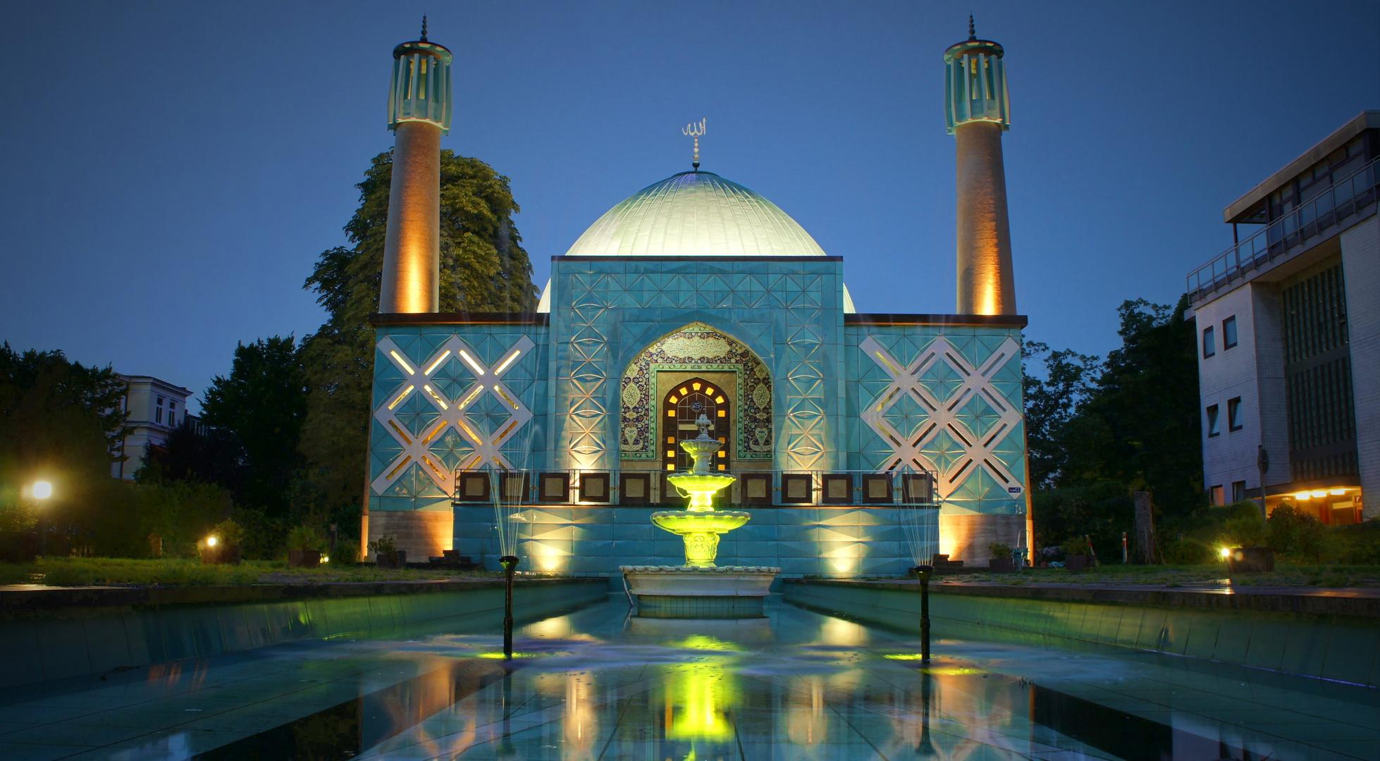 Albanische Moschee Hamburg