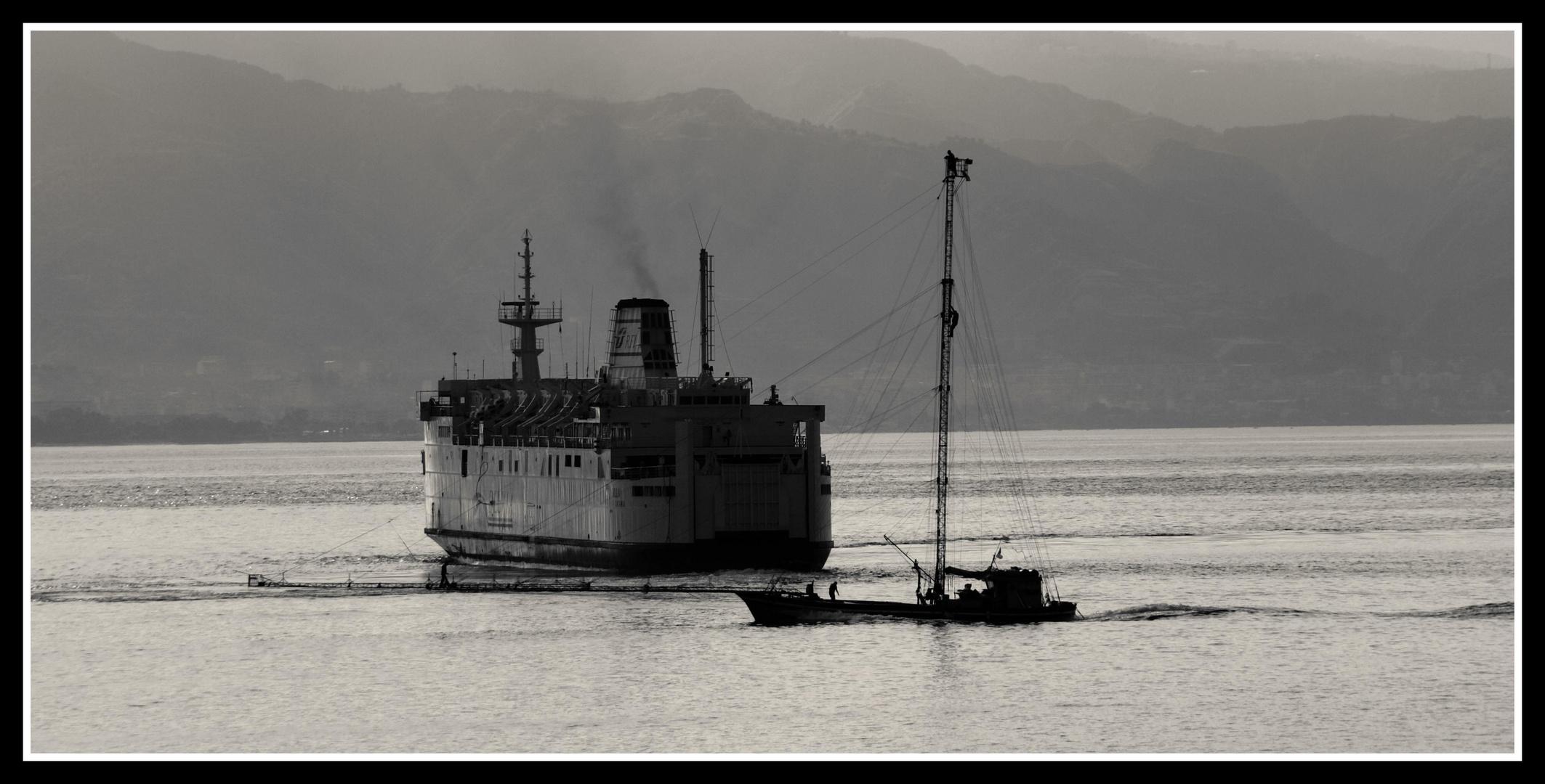 imbarcazioni messinesi
