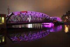 IMG_2767  WaiBaidu Bridge  violett / purpur?