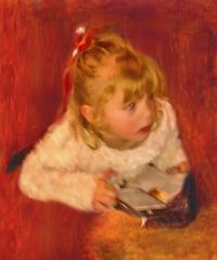 Imitando a Renoir