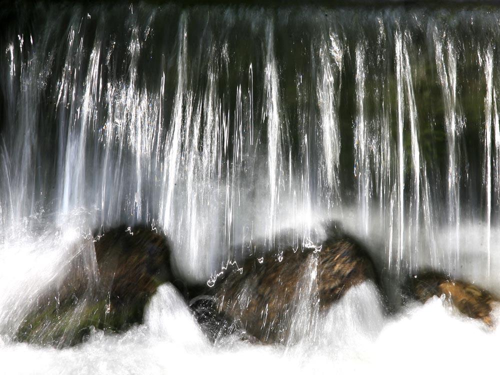 Immer im Fluss