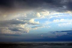 immer wieder faszinierende Wolkenformationen