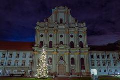 Immer wieder schön, die Klosterkirche Fürstenfeldbruck
