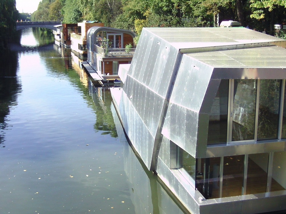 Immobilien (Hausboote)