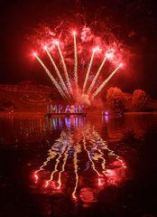 ImPark Feuerwerk München