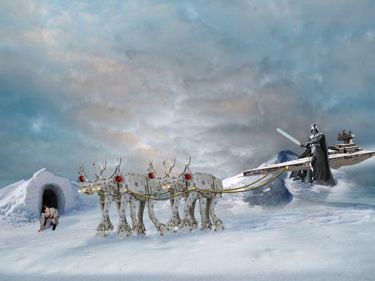 Weihnachten Mit Fantasy.Fantasy Weihnachten Fotos Bilder Auf Fotocommunity
