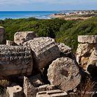 Imposante Bauwerke: Tempel-Anlage in Selinunte (Sizilien)