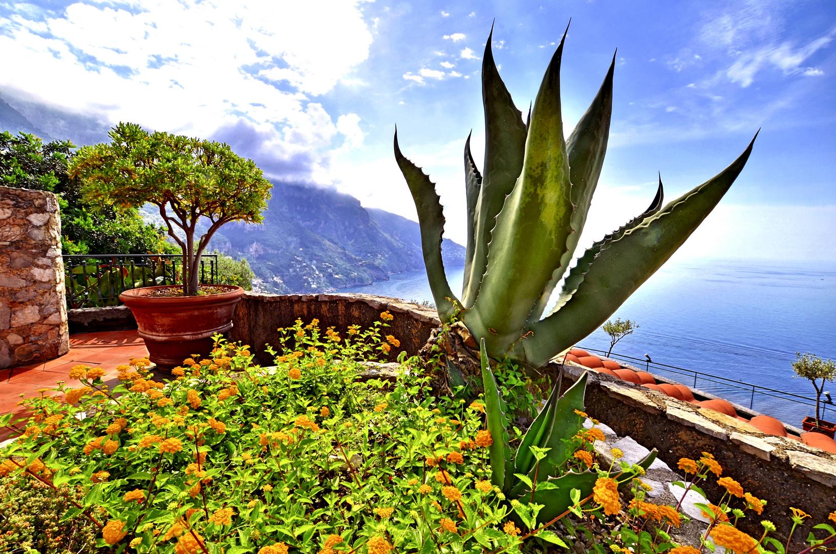 Impression Amalfiküste