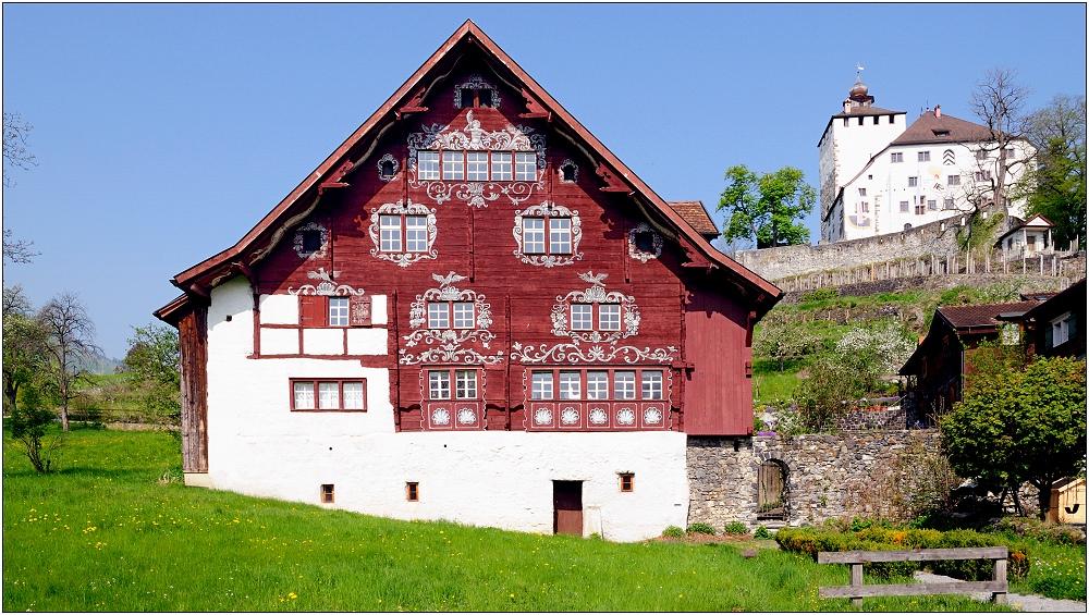 ... Impression aus Werdenberg ...