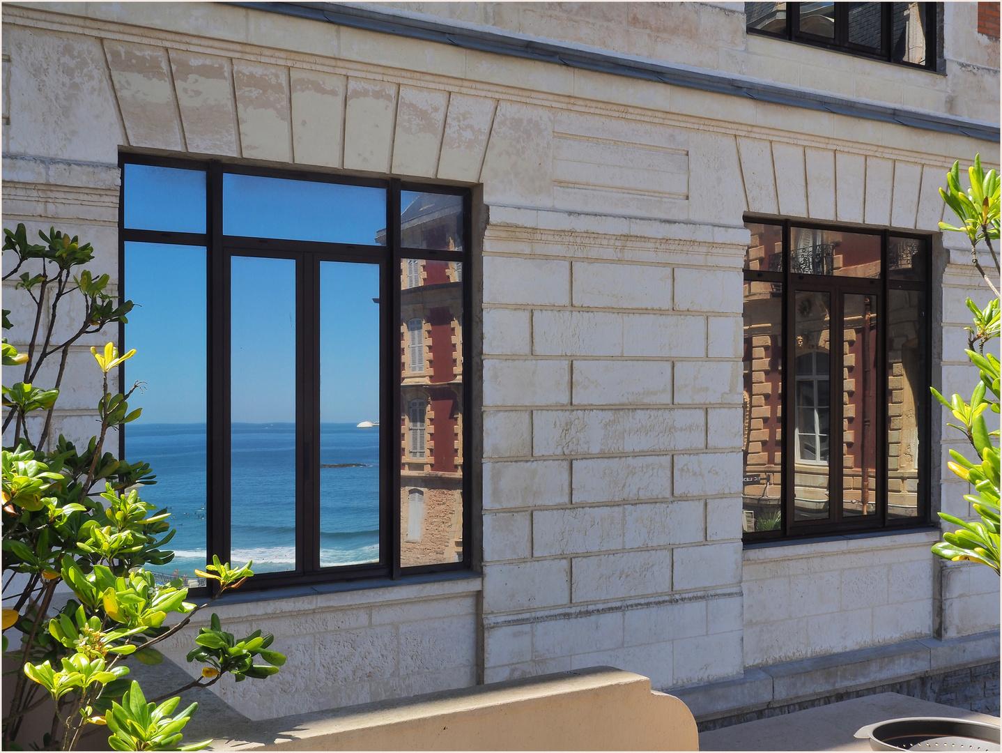 Impression de Biarritz