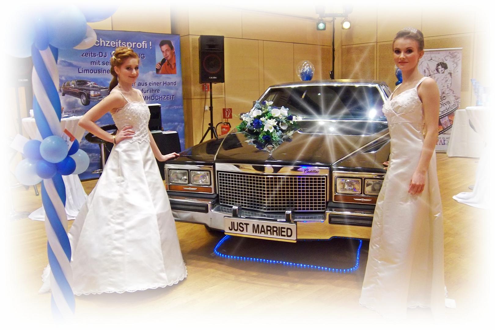 """Impression der """"TrauDich"""" Hochzeitsmesse in Wien 2012"""