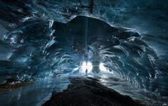 Impression Gletschereis...