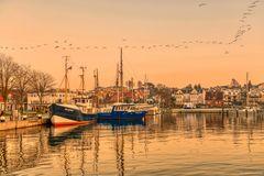 - Impression Hafen Laboe -