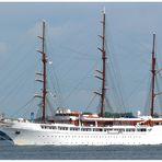 Impression Kieler Woche 2014 ~~Sea Cloud II~~
