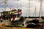 Impression Pula / Pola....am Hafen