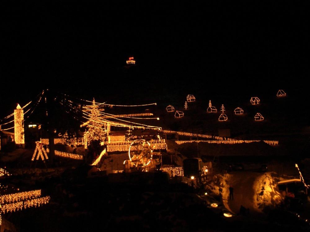 . . . Impressionen 2 vom Triberger Weihnachstzauber 2008 . . .
