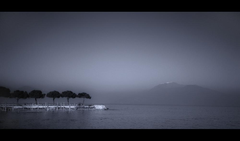 Impressionen am Gardasee VI (Licht und Schatten)