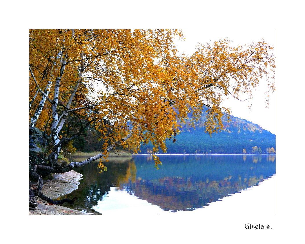 Impressionen an einem sonnenlosen Herbsttag