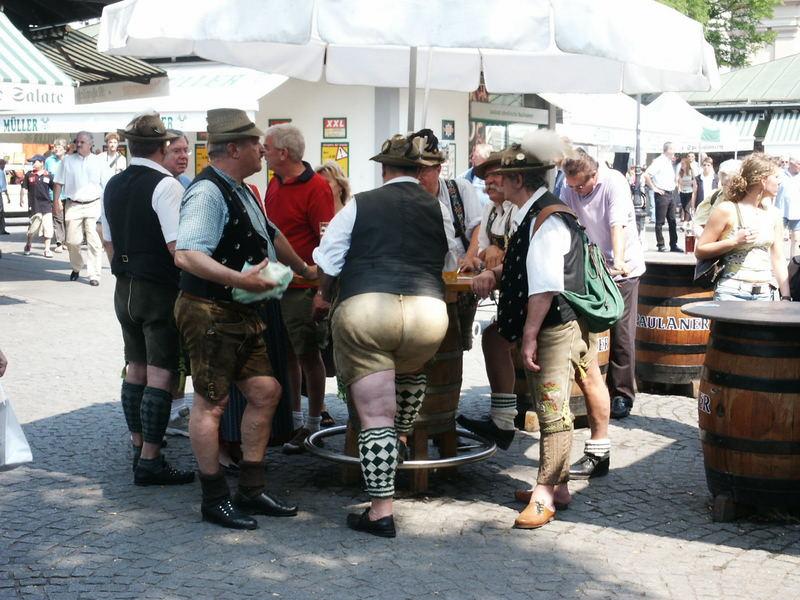 Impressionen aus Bayern