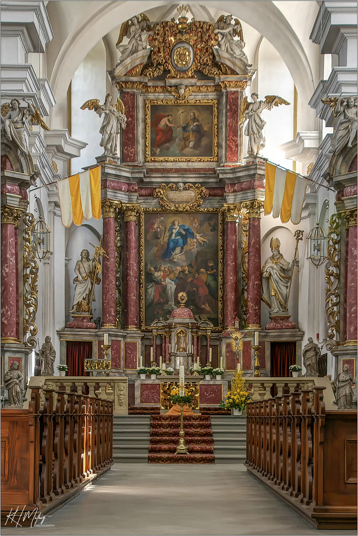 *** Impressionen aus dem Augustinerkloster in Fährbrück ***
