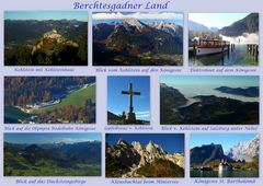 Impressionen aus dem Berchtesgadner Land