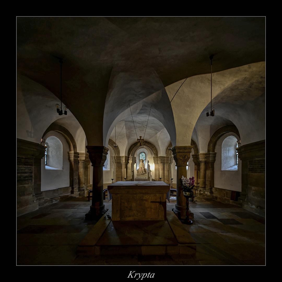 *** Impressionen aus dem Dom St. Peter zu Fritzlar ***