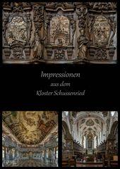 *** Impressionen aus dem Kloster Schussenried ***