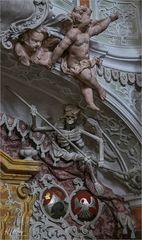 *** Impressionen aus der Abteikirche St. Michael in Metten ***