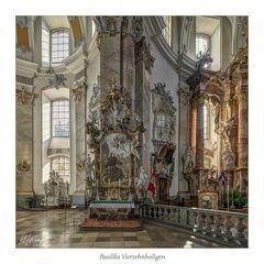 *** Impressionen aus der Basilika Vierzehnheiligen ***