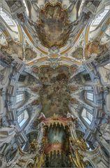 *** Impressionen aus der Basilika Vierzehnheiligen in Bad Staffelstein ***