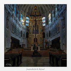 *** Impressionen aus der Jesuitenkirche St. Michael in  München ***