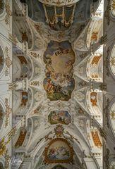 *** Impressionen aus der Klosterkirche  Maria Himmelfahrt in Dietramszell ***