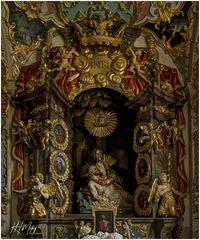 *** Impressionen aus der Klosterkirche Mariä Himmelfahrt in  Au am Inn ***