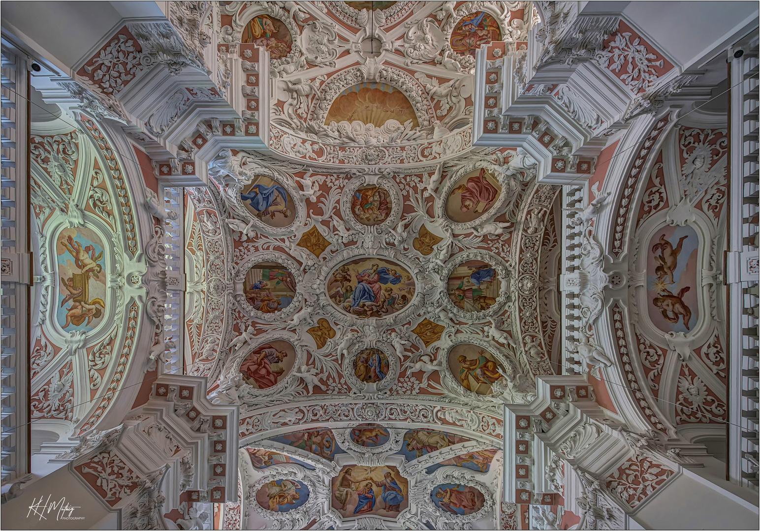 *** Impressionen aus der Klosterkirche Speinshart ***