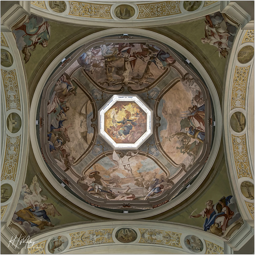 *** Impressionen aus der Klosterkirche St. Joseph in Schöntal