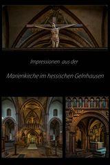 *** Impressionen aus der Marienkirche in Gelnhausen ***