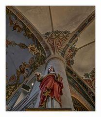 *** Impressionen aus der Pfarrkirche St Magaretha in Hohenwepel ***