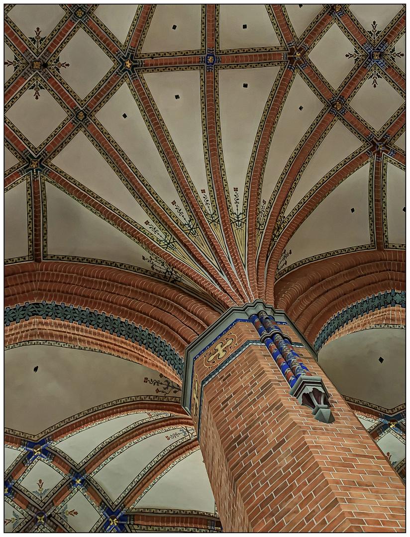 *** Impressionen aus der Pfarrkirche St. Marien in Güstrow ***
