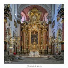 *** Impressionen aus der Pfarrkirche St Martin in Bamberg***