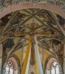 *** Impressionen aus der Pfarrkirche St. Nikolaus in Geldersheim ***