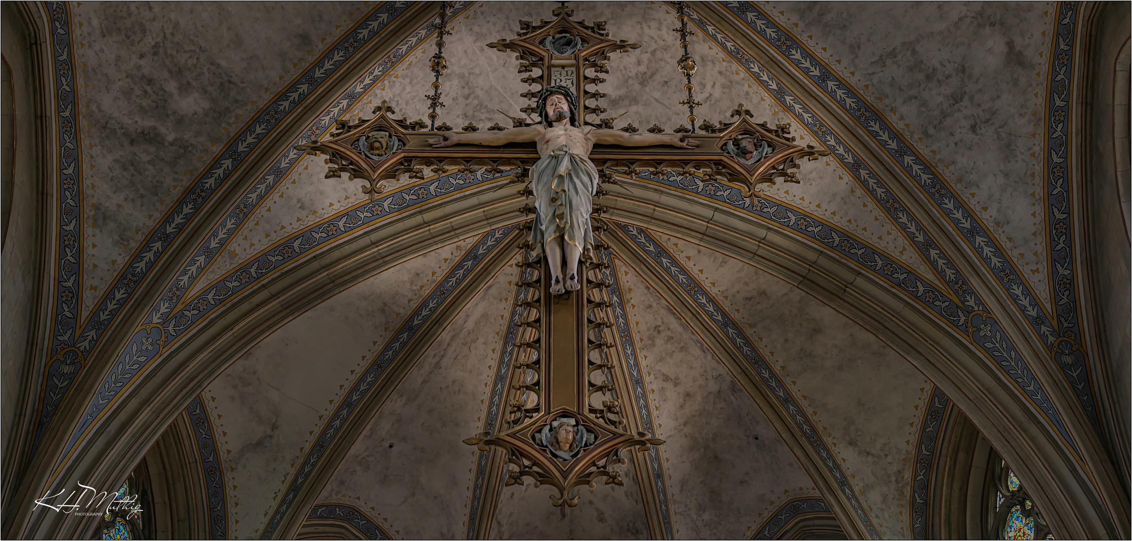 *** Impressionen aus der Propsteikirche St. Ludgerus in Billerbeck ***