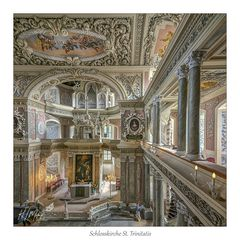*** Impressionen aus der Schlosskirche St. Trinitatis in Eisenberg ***