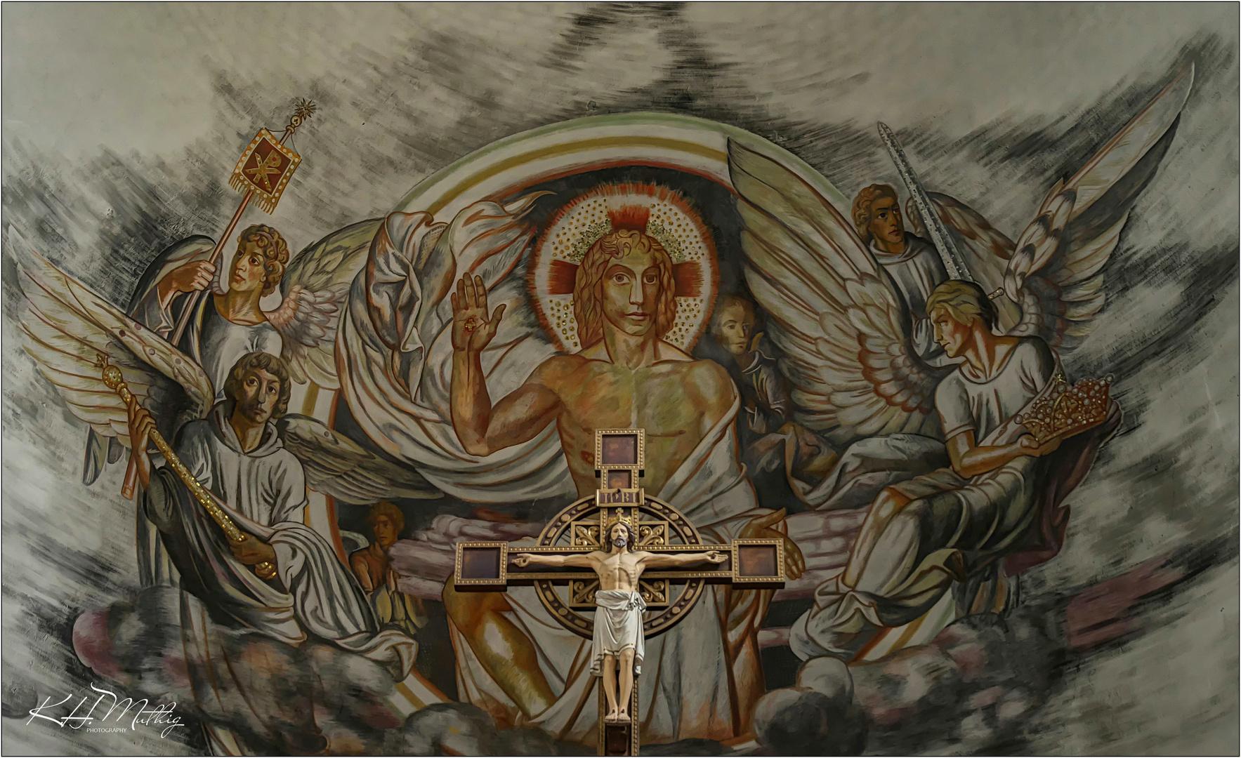 *** Impressionen aus der St. Antonius  Basilika in Rheine ***