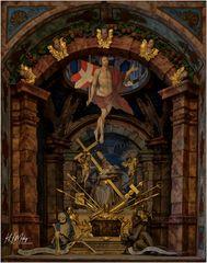 *** Impressionen aus der St. Georg u. Pankratius in Raitenhaslach ***