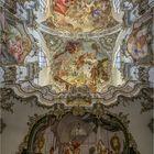 *** Impressionen aus der St. Johannes Baptist in  Steingaden ***