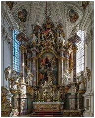 *** Impressionen aus der St. Johannes Baptist und Johannes Evangelist_in Edelstetten **