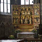 Impressionen aus der Stephanskirche in Wien II