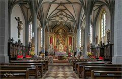 **** Impressionen aus der Stiftspfarrkirche St. Philipp und Jakob in Altötting ****
