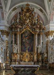 *** Impressionen aus der Studienkirche Mariä Himmelfahrt in  Dillingen an der Donau ***