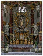 *** Impressionen aus der Wallfahrtskirche Maria Limbach in Eltmann  ***